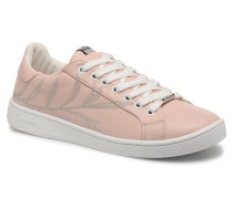 Brompton Embroidery Sneaker in rosa