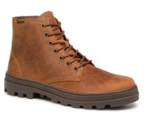 Pallabosse Mid Stiefeletten & Boots in braun