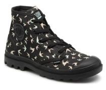 Pampa HI P Sneaker in schwarz