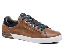 NORTH MIX Sneaker in braun