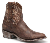 Cocozipper Stiefeletten & Boots in braun