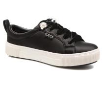 Luxor Kup Lace Shoe Sneaker in schwarz