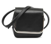 SAINT SULPICE Mini boîte Handtasche in schwarz
