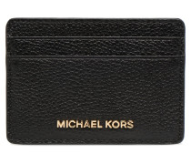 Money Pieces Card Holder in schwarz