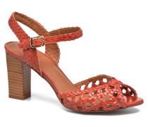 EGLANTINE Sandalen in rot