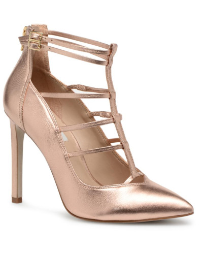 Prazed Pump Pumps in goldinbronze