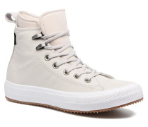 Chuck Taylor WP Boot Leather Hi Sneaker in grau