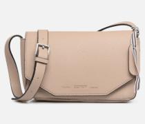 Mila Shoulder Bag Handtasche in beige