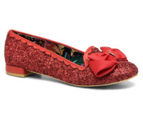 Sulu Ballerinas in rot
