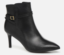 TM Ariahnna Strap B C Stiefeletten & Boots in schwarz