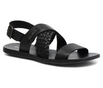 MARVEUS Sandalen in schwarz