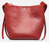COUTUME Handtasche in rot