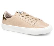 Deportivo Lurex Sneaker in goldinbronze