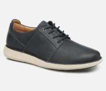 Un Larvik Lace Sneaker in blau