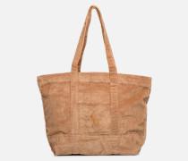 PP TOTE CORDUROY Handtasche in beige