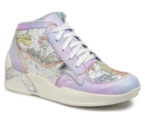 BUBBLES 08 Sneaker in lila