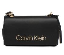 CK CANDY SHOULDER Handtasche in schwarz