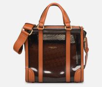Tornatore shoulderbag Handtasche in farblos
