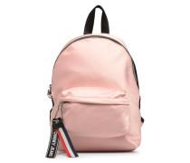 TOMMY JEANS LOGO MINI BACKPACK SATIN Rucksäcke für Taschen in rosa