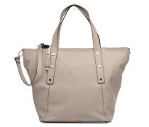 Fiona City Bag Handtasche in beige