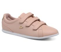 REY STRAP 118 1 Sneaker in rosa