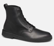 Desert mali Stiefeletten & Boots in schwarz
