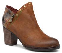 CASSIE 33 Stiefeletten & Boots in braun