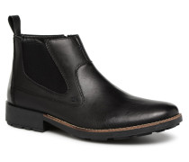 Andrew 36062 Stiefeletten & Boots in schwarz