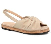 Mismi Sandalen in beige