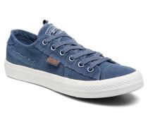 Irian Sneaker in blau