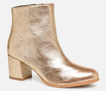 AVENIR Stiefeletten & Boots in goldinbronze