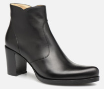 Paddy 7 Zip Boot Stiefeletten & Boots in schwarz