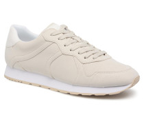 Amu Diamond Sneaker in beige
