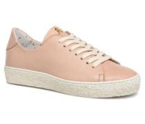 Past Sneaker in rosa