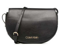 FRAME MED SADDLE BAG Handtasche in schwarz