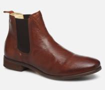 CHELSEA L Stiefeletten & Boots in schwarz