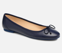 Sanoeud Ballerinas in blau
