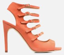 Loulou au Luco #7 Sandalen in orange