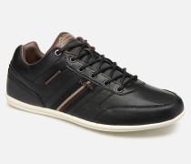 Whoole Sneaker in schwarz