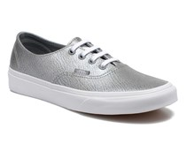 Authentic Decon W Sneaker in silber