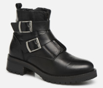 579M96634 Stiefeletten & Boots in schwarz