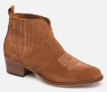 Polly Boots Stiefeletten & in braun