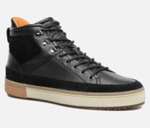 Falcon Slk Sneaker in schwarz