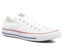 Chuck Taylor All Star Ox W Sneaker in weiß