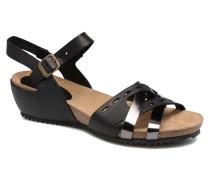 Tokanne Sandalen in schwarz