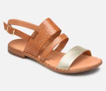 Algar W0X0557 Sandalen in braun
