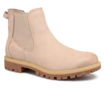 25401 Stiefeletten & Boots in rosa