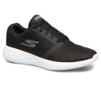 Go Run 600Refine Sneaker in schwarz