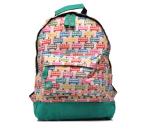 Mini Backpack Rucksäcke für Taschen in mehrfarbig