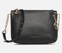 LILLIE LG MESSENGER Handtasche in schwarz